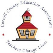 Carroll County Education Association logo